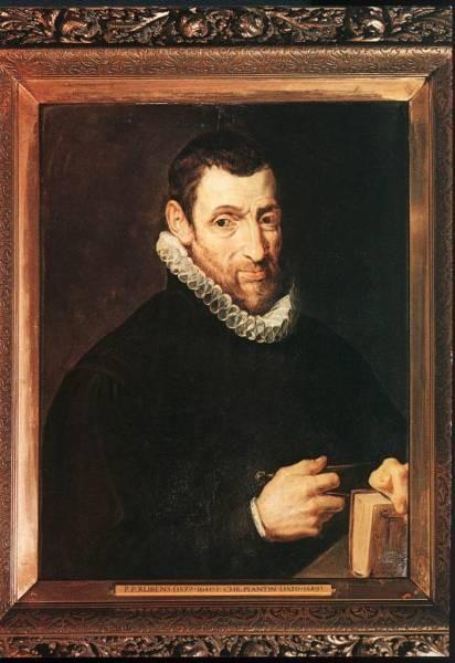 Rubens Christoffel Plantin